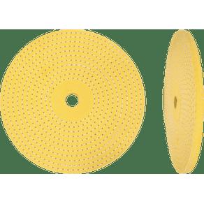 Roda_lisa_tecido_algodao_resinado_amarelo_200mm_X_13mm_48168_POLIBRA_A.png